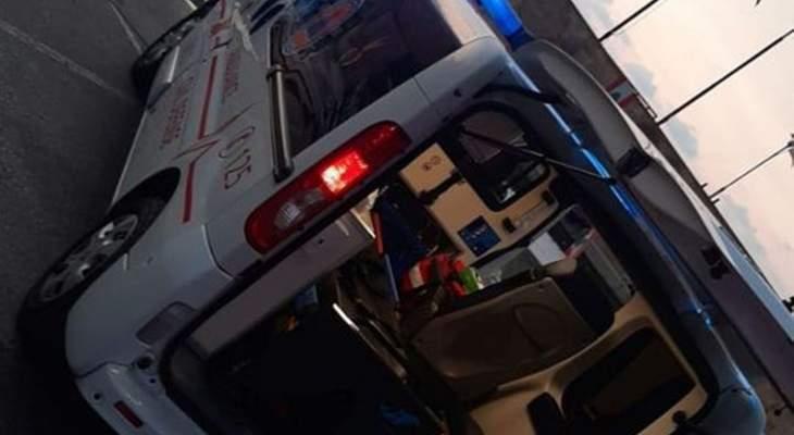 الدفاع المدني: نقل جثة طفل من شاطئ عمشيت لمستشفى طرابلس الحكومي