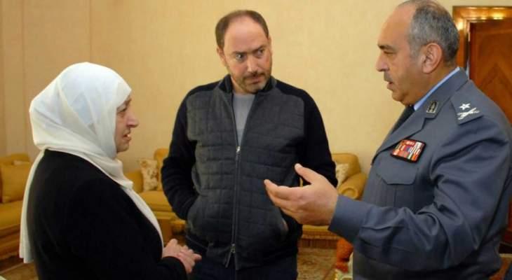 الحريري التقت المحافظ ضو والعميد شحادة والعقيد يحيى ووفدا من جباة الكهرباء