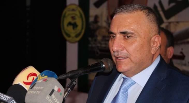 شلق: هناك قيادة وحيدة موحدة لحزب البعث الواحد في لبنان
