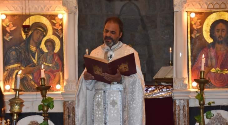 النشرة: الطوائف المسيحية في حاصبيا ومنطقتها أحيت عيد الصليب بقداس احتفالي