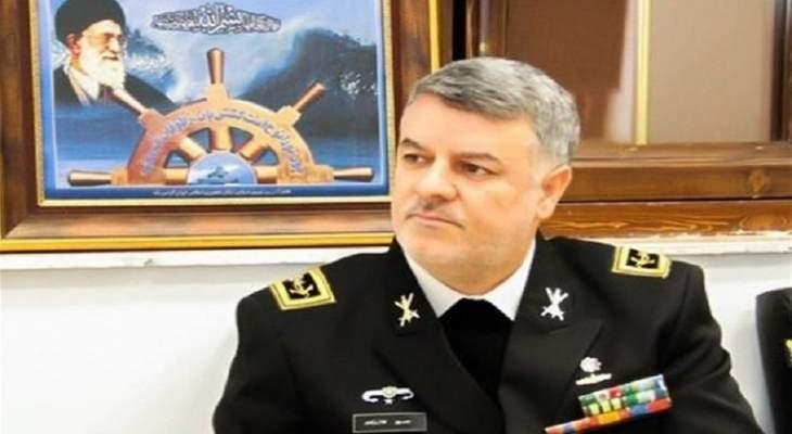 مسؤول ايراني: المناورات المشتركة مع روسيا ستجري حتى آذار القادم