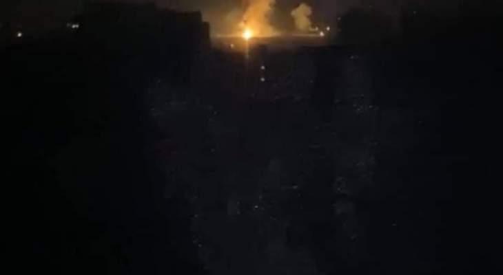 سانا: عدوان إسرائيلي على جبل المانع بريف دمشق وقرية رويحينة جنوب القنيطرة