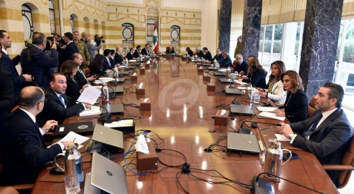 الجمهورية: مجلس الوزراء قرر أمس الاسراع بتطبيق مشاريع البنك الدولي