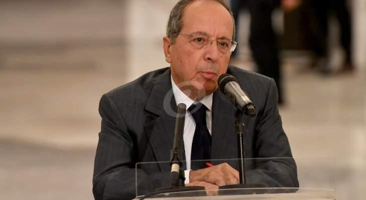 السيد: دياب زار الحريري للتوسط بينه وبين عون لتسريع تشكيل الحكومة