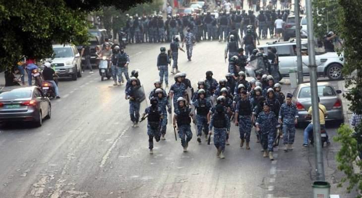 مهمة جديدة للقوى الأمنية والعسكرية