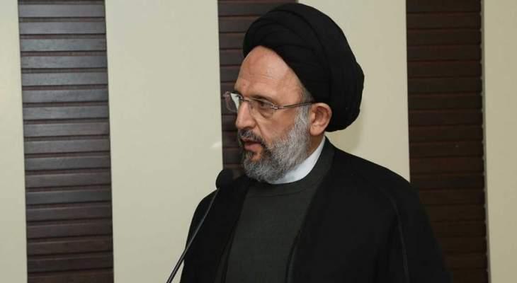 فضل الله: الحكومة قادرة على اجتراح الحلول للمشاكل