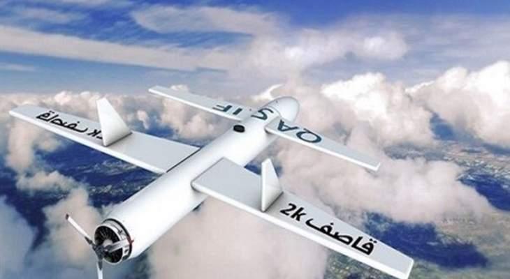 سلاح الجو اليمني ينفذ هجوماً على تجمعات مسلحي التحالف السعودي شمالي حرض