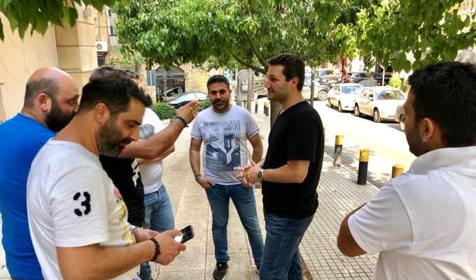 نديم الجميل:زرت التباريس وفرن الحايك وطلبت من قوى الأمن تكثيف دورياتها
