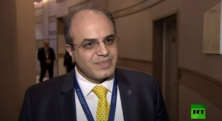 """وزير الإقتصاد السوري عن """"سيزر"""":زيادة الضغوط تزيد التعاون بين سوريا وأصدقائها"""