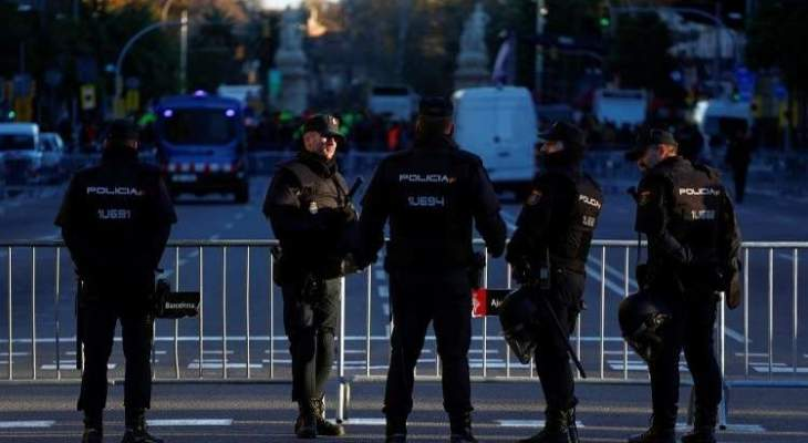 شرطة برشلونة تلقت معلومات عن احتمال وقوع عمل إرهابي خلال أعياد الميلاد