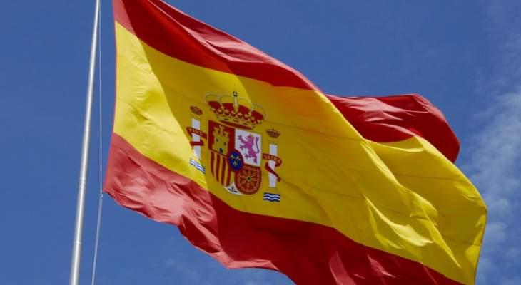 اصابة 14 شخصاً والقاء القبض على 6 آخرين باشتباكات في اسبانيا