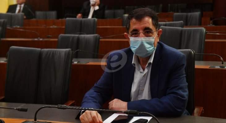 الحاج حسن: لا أعتقد أن هناك مشكلة في فتح دورة استثنائية لمجلس النواب