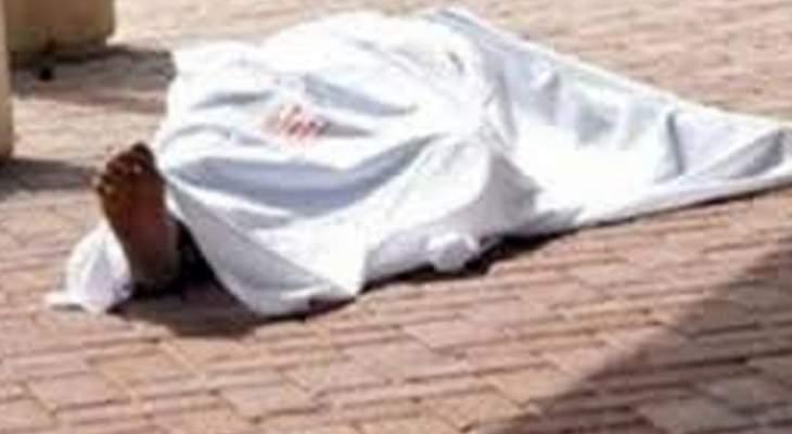 انتحار عاملة من الجنسية الاثيوبية شنقا من أبراج بيروت عند نفق سليم سلام