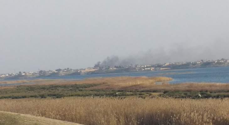 سانا: تفجير يستهدف خط الغاز شمال شرق تل مركدا بريف الحسكة الجنوبي