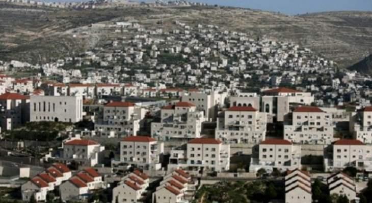 سلطات فرنسا وألمانيا وإيطاليا وإسبانيا وبريطانيا تحث إسرائيل على وقف توسيع المستوطنات