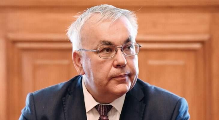 خارجية روسيا: لن تسمح بتبني مجلس الأمن الدولي قرار حول الأسلحة الكيميائية ضد سوريا