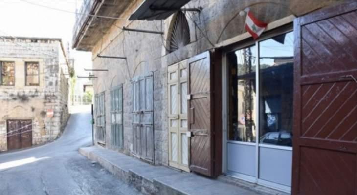النشرة: اقفال شبه تام في حاصبيا التزاما بقرار وزارة الداخلية