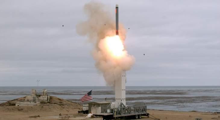 البنتاغون يكشف أن هدف صاروخه الجديد ردع الصين