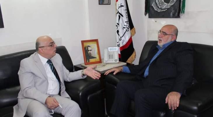 أبو سعيد: طرح المخطط التقسيمي بالشرق الأوسط أمر جدي من قبل دول غربية