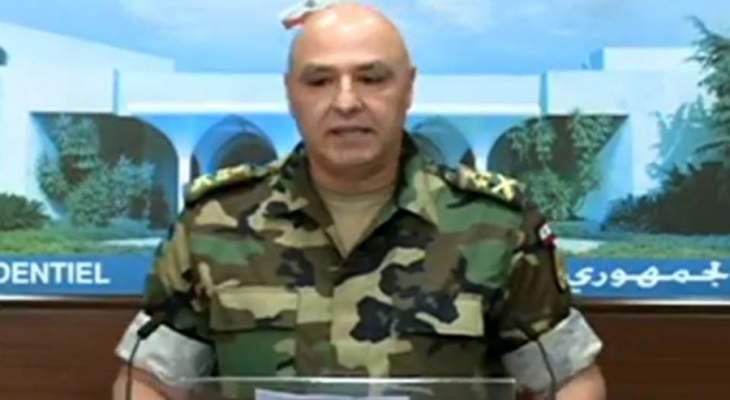 قائد الجيش:لن نسمح لأي كان العبث بالأمن وزعزعة الاستقرار وسنتجاوز المخاطر