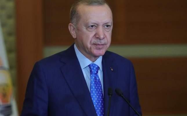 """اردوغان: تركيا تجاوزت دولا متقدمة في تأمين اللقاح ضد """"كورونا"""" لمواطنيها"""