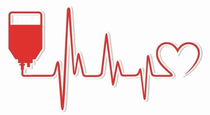 """مريض في حاجة ماسة إلى دم من فئة """"O+"""" في مستشفى رزق في الأشرفية"""