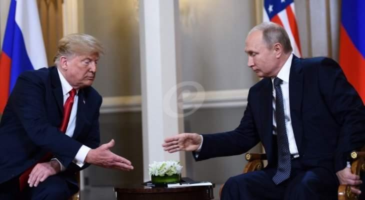 بوتين: أميركا ساعدتنا أكثر من مرة في منع وقوع عمليات إرهابية