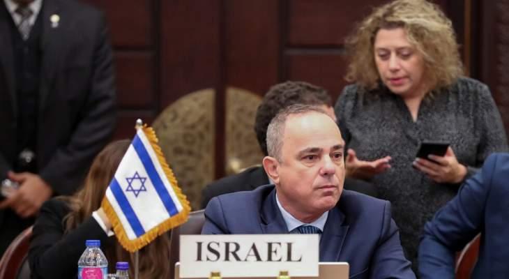 وزير الطاقة الإسرائيلي رحب باستعداد أميركا للوساطة بين لبنان وإسرائيل لاستكمال مفاوضات الترسيم