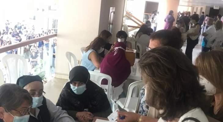 بدء انتخابات نقابة الممرضات والممرضين في بيت الطبيب