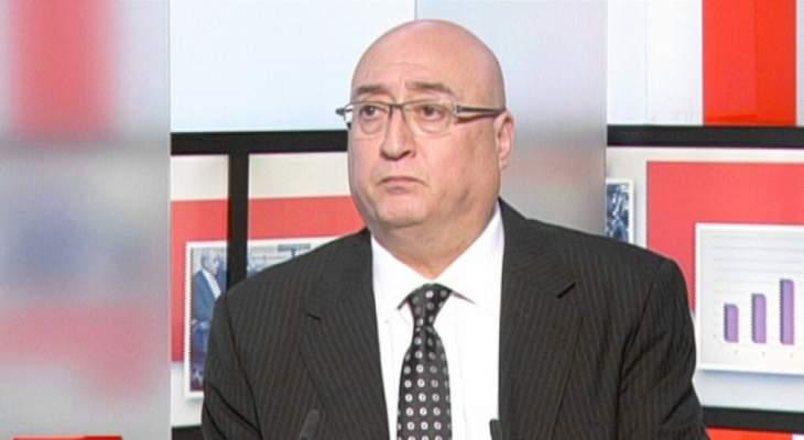 ابو فاضل:لا نسمح بالمس بمقام الرئاسة الأولى والرئيس عون يشرف كل البلاد