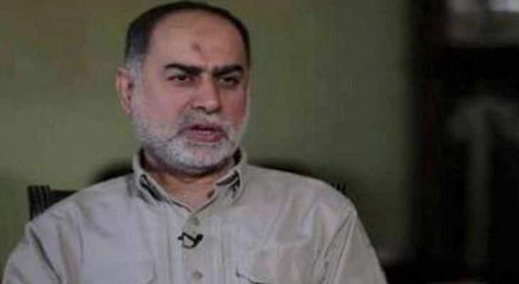 """إنتخاب أبو علي البصري نائبا لرئيس """"الحشد الشعبي"""" خلفا للمهندس"""