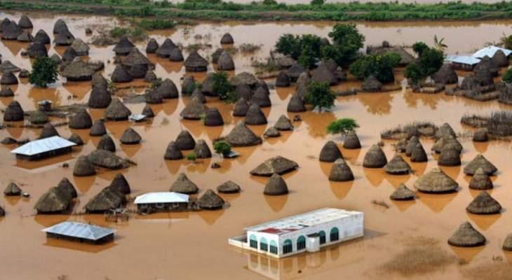مقتل 12 شخصًا جراء الفيضانات وسط غانا