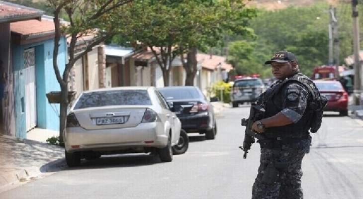 الشرطة البرازيلية تعتقل شخصا متهما بمحاولة اغتيال رئيس البلاد