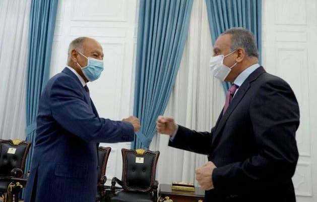 أمين عام جامعة الدول العربية: ندعم دور العراق النشط في محيطه العربي والإقليمي