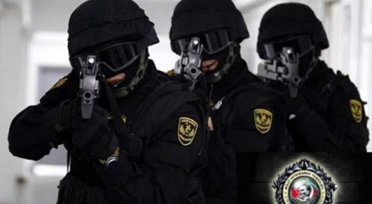 الاستخبارات التركية أعلنت القبض على 8 أشخاص بينهم عميلان إيرانيان حاولوا اختطاف عسكري إيراني سابق