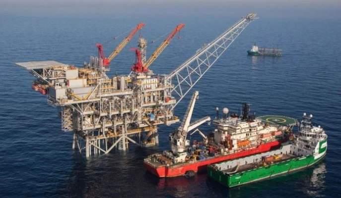 يديعوت أحرنوت: إسرائيل توقف العمل بمنصة استخراج الغاز الطبيعي قبالة سواحلها