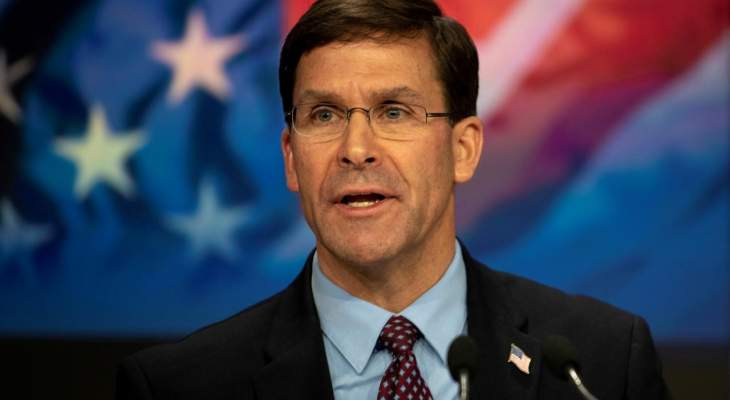 البنتاغون: لا نستبعد إرسال قوات أميركية إضافية إلى سوريا إذا لزم الأمر