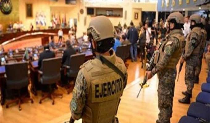 عملية مشتركة بين السلفادور وغواتيمالا وهندوراس تتيح اعتقال أكثر من 600 مشتبه بانتمائهم إلى عصابات