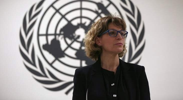 محققة أممية: تذرع أميركا بالدفاع عن نفسها لاغتيال سليماني تطور خطير
