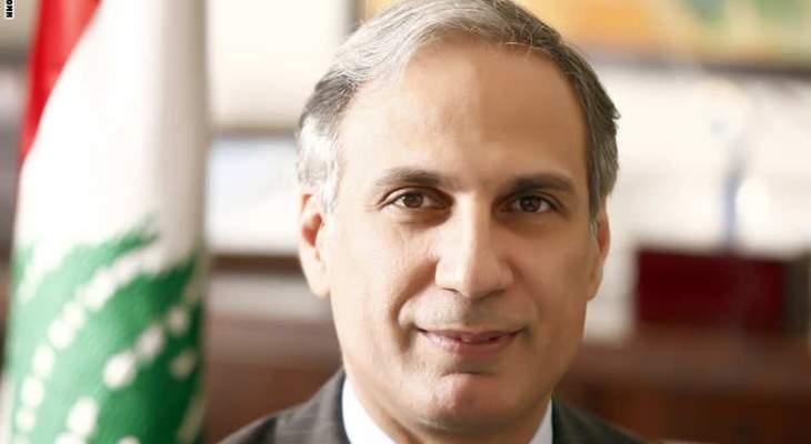 نائب حاكم مصرف لبنان للنشرة: ليس هناك أي خوف على سعر صرف الليرة