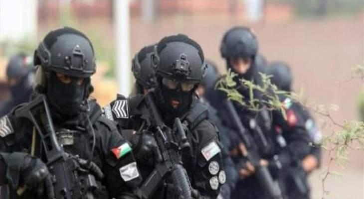 """سلطات الأردن تحبط مخططاً لـ""""داعش"""" كان يستهدف مبنى الدائرة في مدينة إربد"""