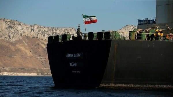 تانكر تراكرز: ناقلة النفط الإيرانية الأولى تأخرت والثانية غادرت إيران