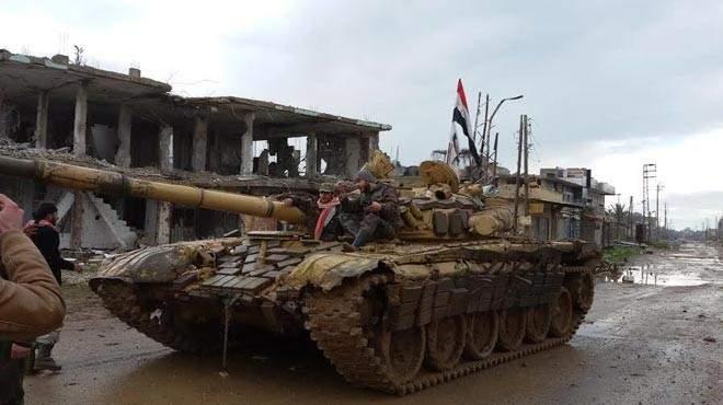 معركة تحرير إدلب والأرياف ونضوج الظروف لتنفيذ القرار