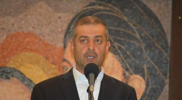 قبيسي:جيشنا والقوى الامنية يقفون سدا منيعا بمواجهة العدوين الاسرائيلي والتكفيري