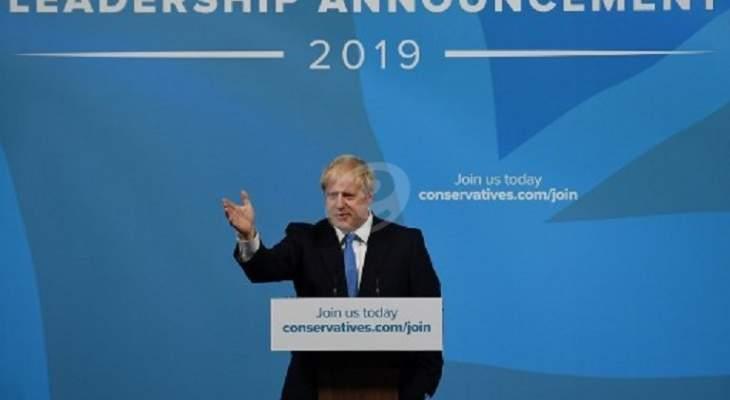 جونسون: سيكون بمقدور الجميع في إنجلترا إجراء فحص كوفيد-19 مرتين في الأسبوع