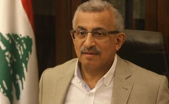 سعد: لاستنفار كل الامكانيات الحكومية والأهلية لتدارك الكارثة الصحية