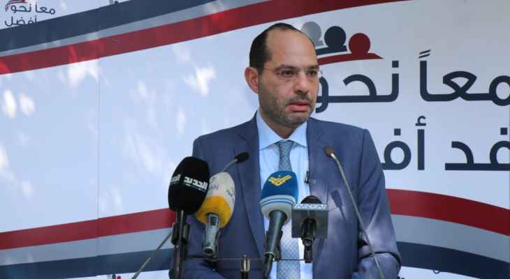 حسن مراد: لبنان لا يقوم الا على التعايش بين كل طوائفه
