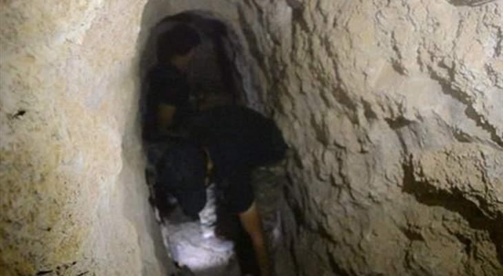 """العثور على مقر قيادة لـ""""داعش"""" في صحراء نينوى بالعراق"""