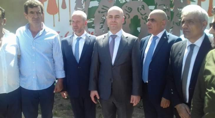 حاصباني: لا بد من أن يتم دعم الجيش من قبل المجتمع العربي والدولي