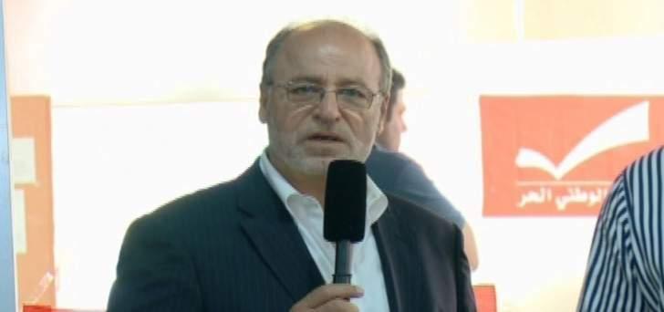 مكتب رومل صابر: قرر عدم الترشح لمنصب نائب رئيس التيار لإفساح المجال للآخرين